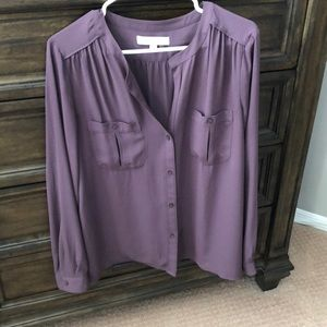 Loft women's blouse size large